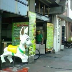 Asadero Restaurante Brasas Bacanas en Bogotá