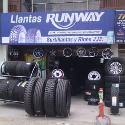 Surtillantas y Rines J.M en Bogotá