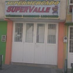 Supermercado Supervalle en Bogotá