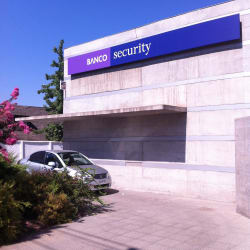 Banco Security - La Dehesa en Santiago