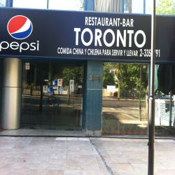 Toronto en Santiago