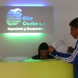 Aire Caribe en Bogotá