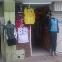 Almacén Pimpson en Bogotá
