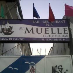 El Muelle - Santa Elena en Santiago