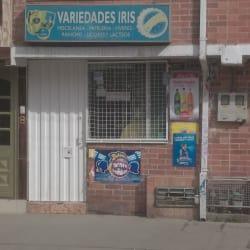 Variedaedes Iris en Bogotá