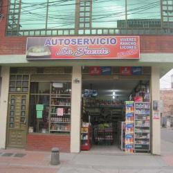 Autoservicio La Fuente en Bogotá