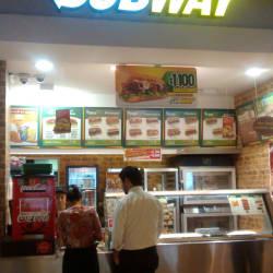 Subway - Compañía de Jesús en Santiago