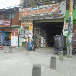 Ferrelectricos La Novena en Bogotá