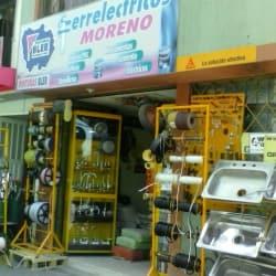 Ferrelectricos Moreno en Bogotá