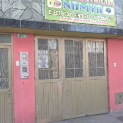 Ferrelectricos Namyr en Bogotá