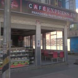 Café Express JM en Bogotá