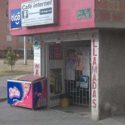 Café Internet Blanco & Negro en Bogotá