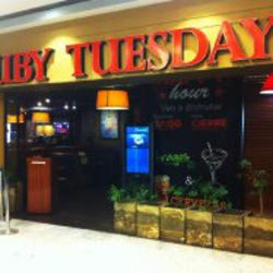Cafetería Ruby Tuesday - Parque Arauco en Santiago