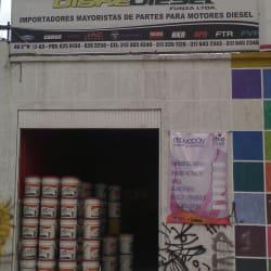 Ferretería Biopintura en Bogotá