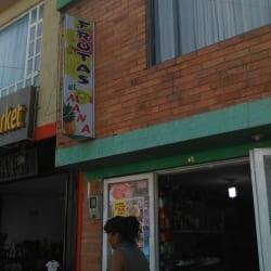 Frutas El Mana en Bogotá
