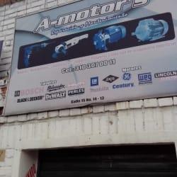 A-Motor's  en Bogotá