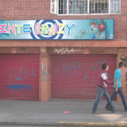 Gente Craizi en Bogotá