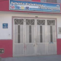 Iglesia Cristiana Cuadrangular Calle 51 en Bogotá
