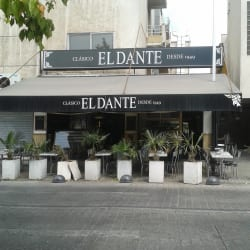 El Dante en Santiago