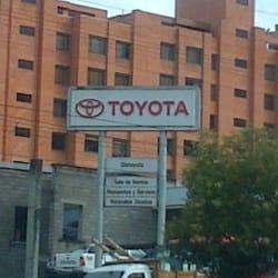 Toyota Talleres en Bogotá