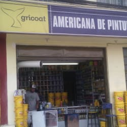Americana de Pinturas AP en Bogotá