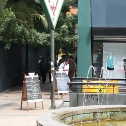 Restaurant Los Reyes  en Santiago