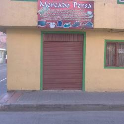Mercado Persa en Bogotá