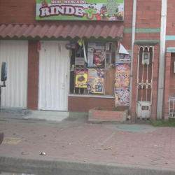Mini Mercado Rinde en Bogotá