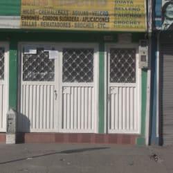 Mis Hilacitas en Bogotá