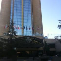 Hotel Crowne Plaza  en Santiago