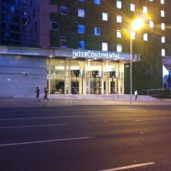 Hotel Intercontinental en Santiago