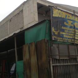 Montacargas JG Funza S.A.S en Bogotá