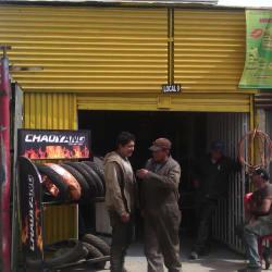 Montallantas G&S Funza en Bogotá