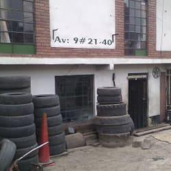 Montallantas Las Brisas Funza en Bogotá