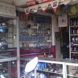Motos Clínica Monte Pe Sión en Bogotá