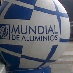 Mundial De Aluminios en Bogotá