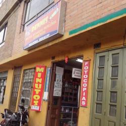 Variedades y Papelería Dennis en Bogotá