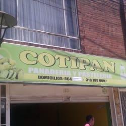 Panadería y Pastelería Cotipan en Bogotá