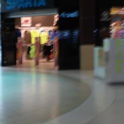 Sparta - Mall Plaza Tobalaba en Santiago