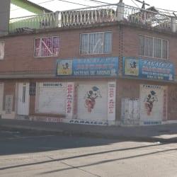 Pañalera Mickey en Bogotá