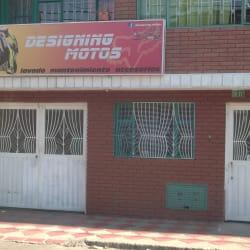 Designing Motos en Bogotá