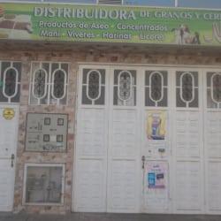 Distribuidora De Granos Y Cereales M.E en Bogotá