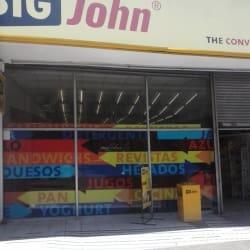 Big John - Ricardo Lyon en Santiago