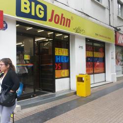 Big John - Apoquindo 4118 en Santiago