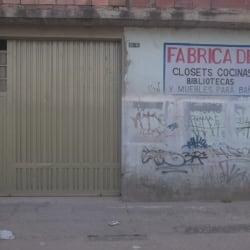 Fábrica De Closets Cocinas en Bogotá