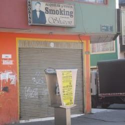 Alquiler y venta de Smoking Sharon en Bogotá