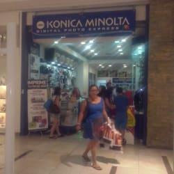 Konica en Santiago