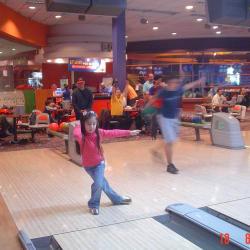Bowling - Mall Plaza Vespucio en Santiago