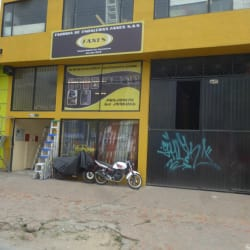 Fábrica de Escaleras Fanes S.A.S en Bogotá