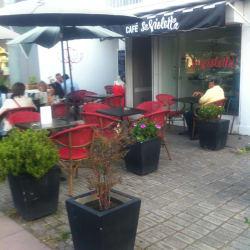 Café La Violetta Vitacura en Santiago